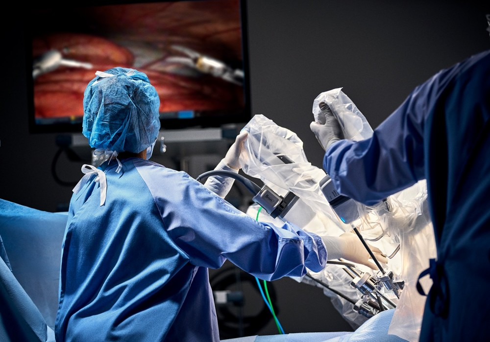 Robotic Surgery In The Treatment Of Colorectal Cancer Orlando Medical News